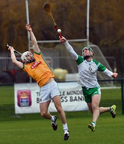 London hurlers require improvement