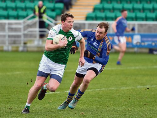 Mature Exiles stun wicklow
