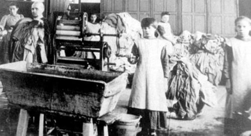 Online archive Magdalene Laundries