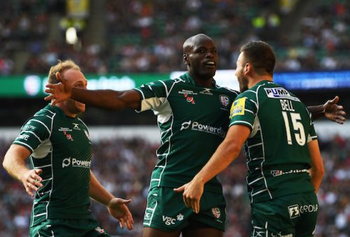 Exiles issue battle cry ahead crucial Worcester clash