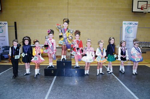 Irish Dancing Trainor Feis Chingford