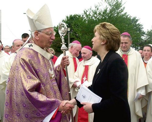 Mary McAleese unrepentant over Catholic Church criticisms