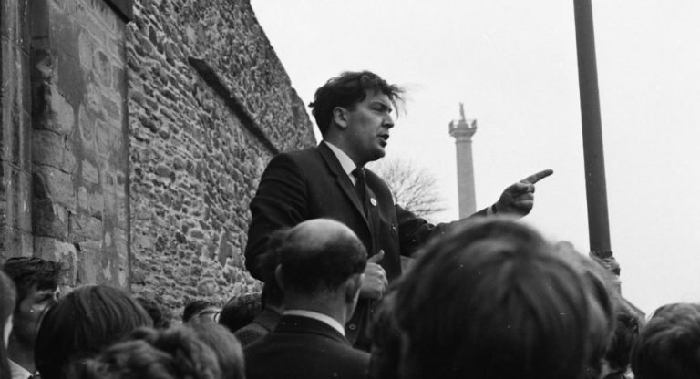 long road Belfast Agreement john hume film tour