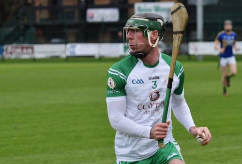 win bust London's hurlers Kildare national league