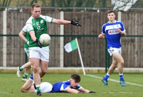 London run table topping Laois close