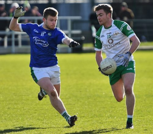 Fearghal McMahon brings winners mentality