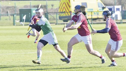 Hurlers warm Lilywhites running Westmeath close