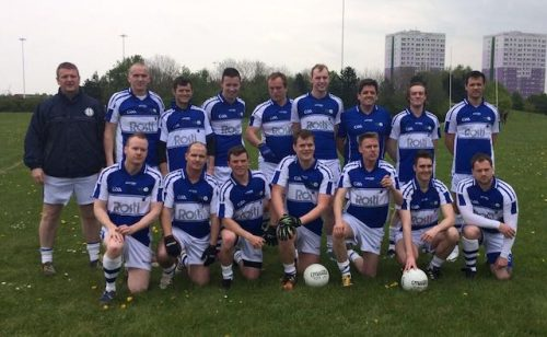 York's Irish Gaelic football club rising