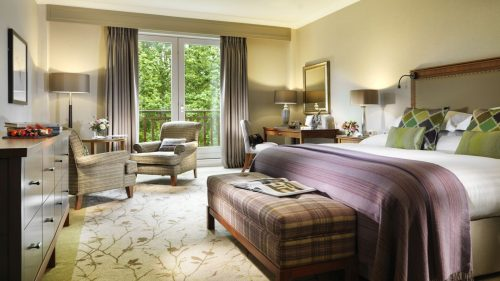 Win trip two Irelands Druids Glen Resort Cityjet competition five star