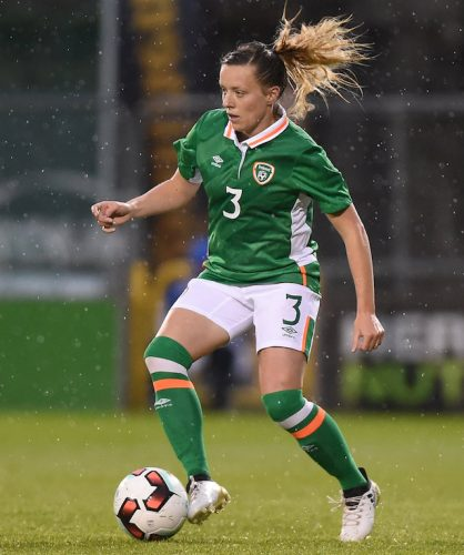 Irelands Harriet Scott targeting World Cup year remember