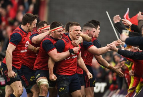 Munster Leinster power semifinals champions cup