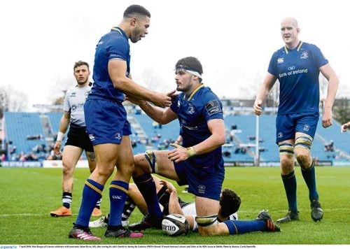 Guinness Pro14 playoff race hotting