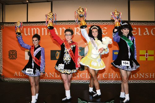 Easter Irish dancing john egan