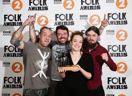 Irish musicians prominent BBC Radio 2 Folk Awards