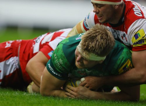 Josh McNally return shows London Irish anything possible