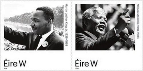 Irish stamps honour black leaders