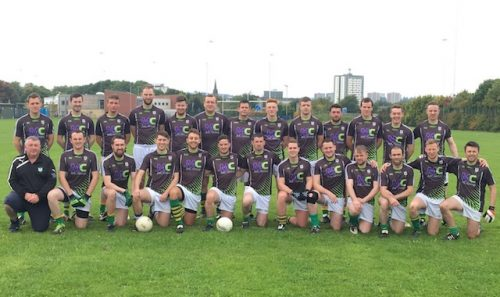 Hugh O'Neills Gaelic football club Yorkshire pride