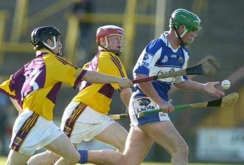 London hurler taking fight Motor Neurone Disease