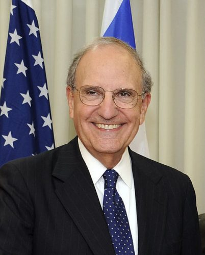 George Mitchell remember what is at stake