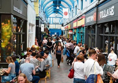 Irish developer loses Brixton Market