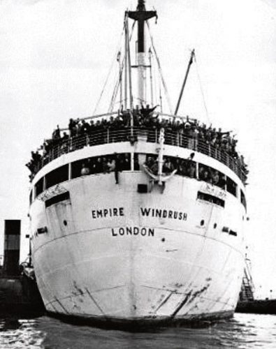 Shameful Windrush generation deportation