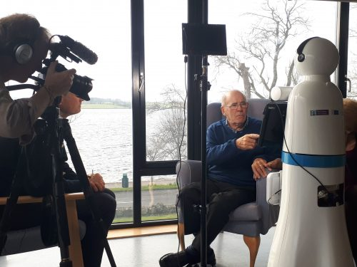 Companion Robots People Dementia