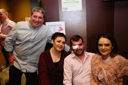 Londons Donegal diaspora rallies Buncrana man battling cancer