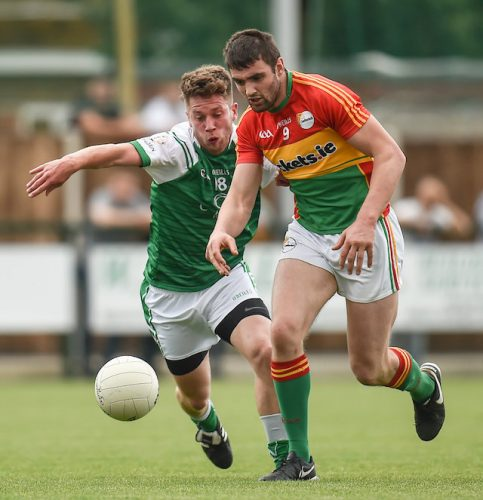 Castleconnor brothers opposing camps McGovern Park