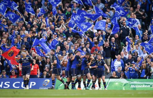 Missing Machenaud tips balance towards Leinster