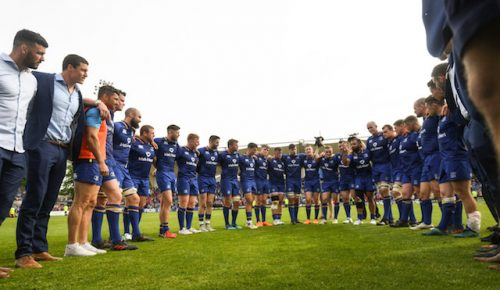 Battle weary Leinster running empty