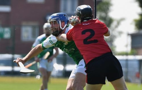 London hurlers hopeful despite Down defeat