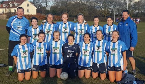 Irish World gives vital support multiple London GAA teams