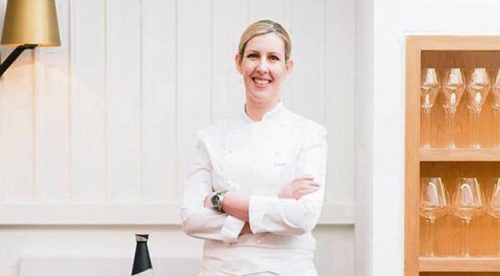 Irish woman named worlds best female chef