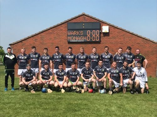 Keep winning run going urges Warwickshire hurling manager Joyce