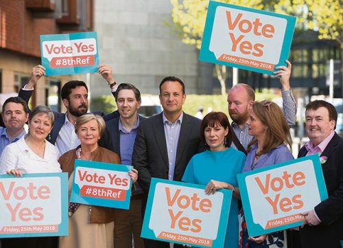 Maternity hospital Masters call Yes vote
