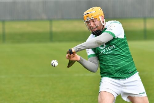 Vaughan eyeing second Christy Ring medal