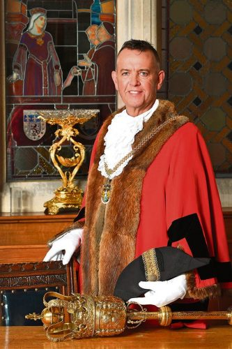 dream realised new mayor Northhampton