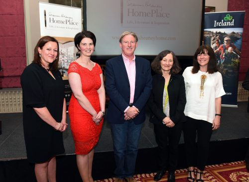 Irish tourism agencies harness Seamus Heaneys legacy