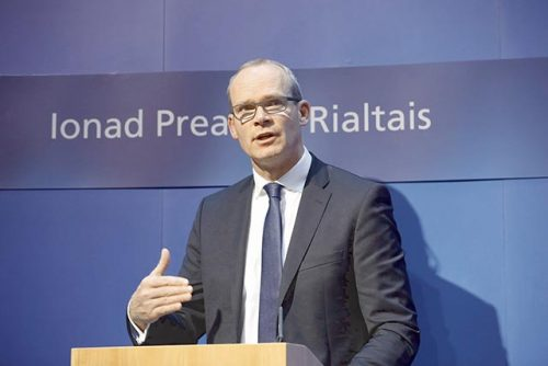 Keep facts vote Yes Simon Coveney