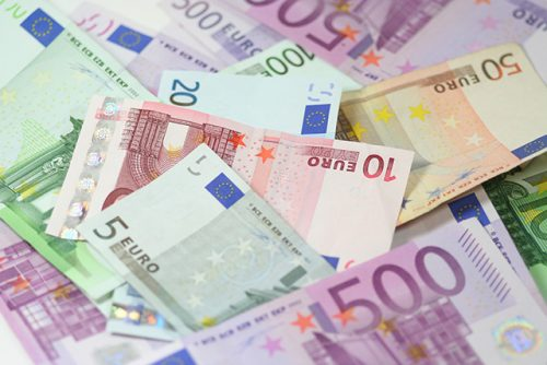 Euros Exchange Issues
