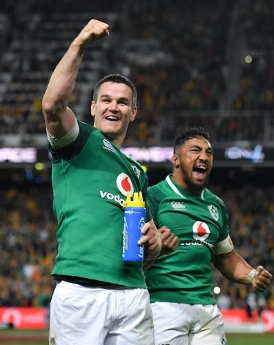 Ireland impress Down Under
