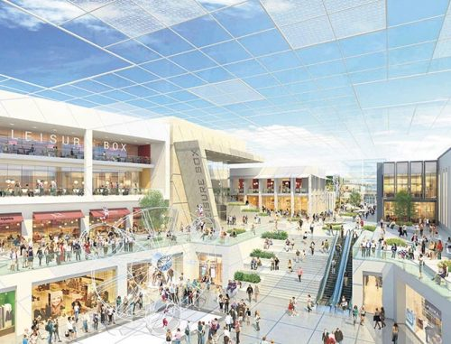 Compulsory purchases delay Brent Cross extension