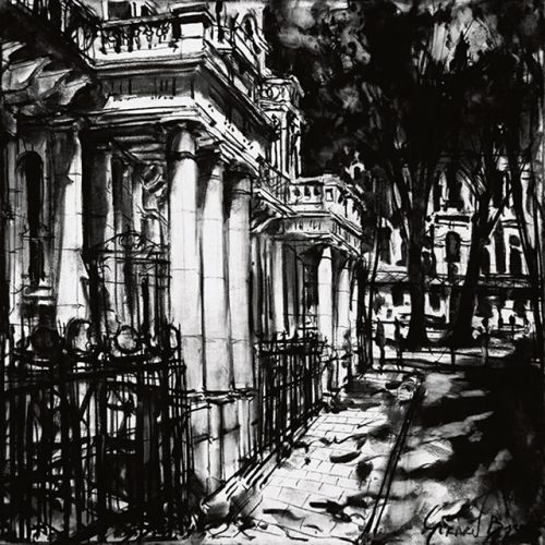 Tale two cities artist Gerard Byrne
