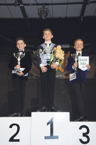 Irish Dancing Solent Feile 2018