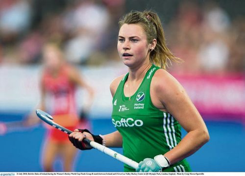 Hopes high Ireland Womens Hockey World Cup win USA