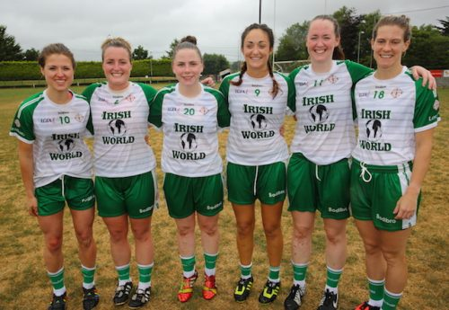 Ruthless London Ladies hammer Kilkenny