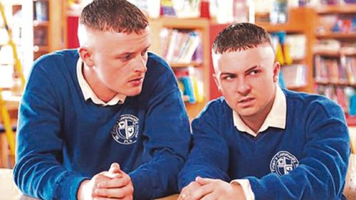 Young Offenders nominated prestigious TV award