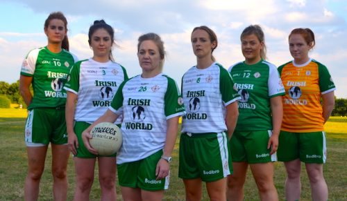 world class irish world London ladies sponsor