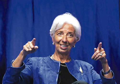 IMF boss Christine Lagarde warns Ireland brace economic shocks