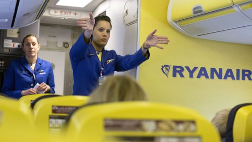 The airline warned that it may start to let staff go and restrict it winter schedules.